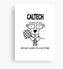 Caltech + Descendents Canvas Print