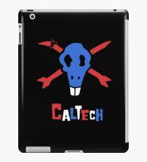 Caltech Bottlerocket (Red, White, & Blue) iPad Case/Skin
