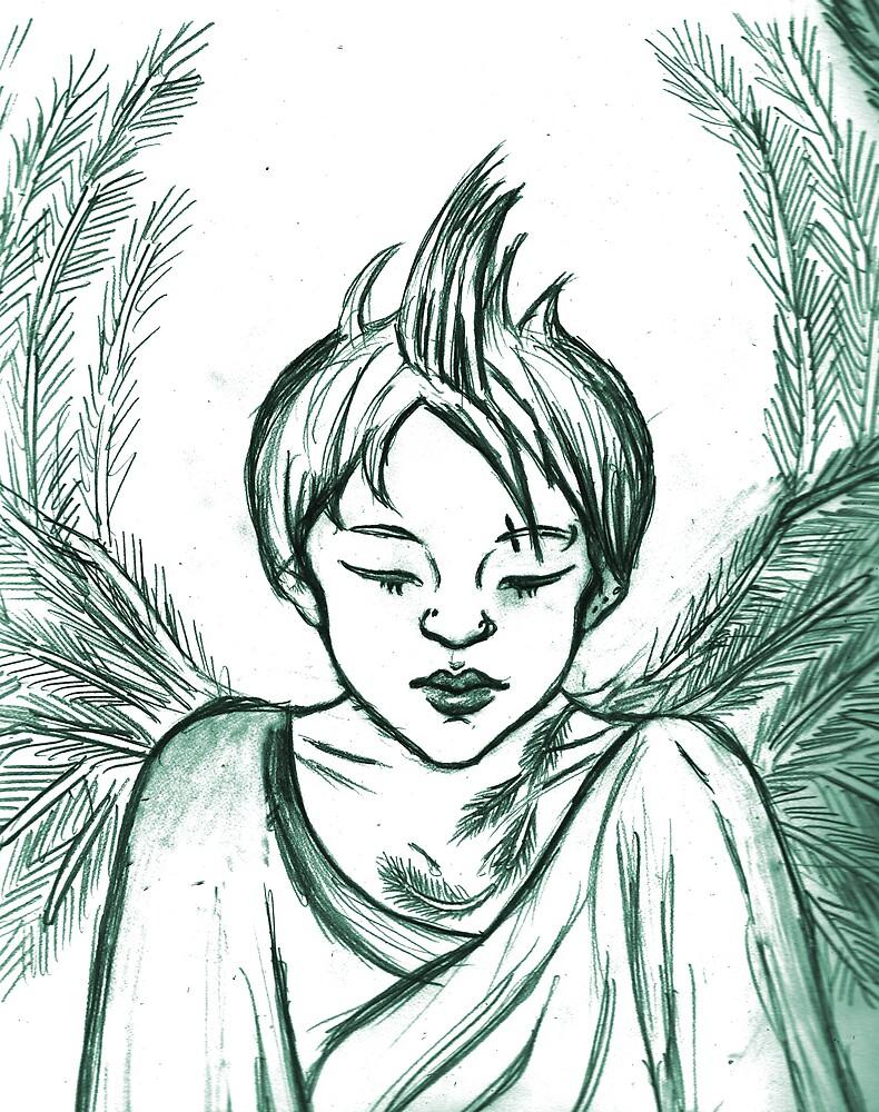 Punk Angel by sveltskye