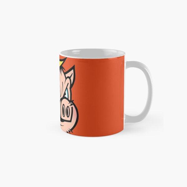 "This Little Piggy Cried ""Wassup?"" Classic Mug"