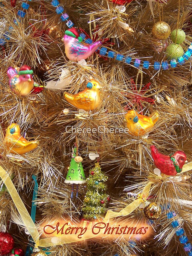 Merry Christmas (Tree) by ChereeCheree