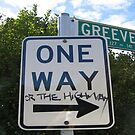 One way or the highway by sevenbreaths