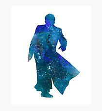 The 10th Doctor - Doctor Who Art Print Photographic Print