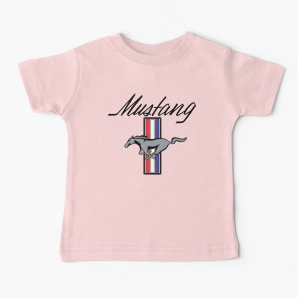 Ford Mustang Baby T-Shirt