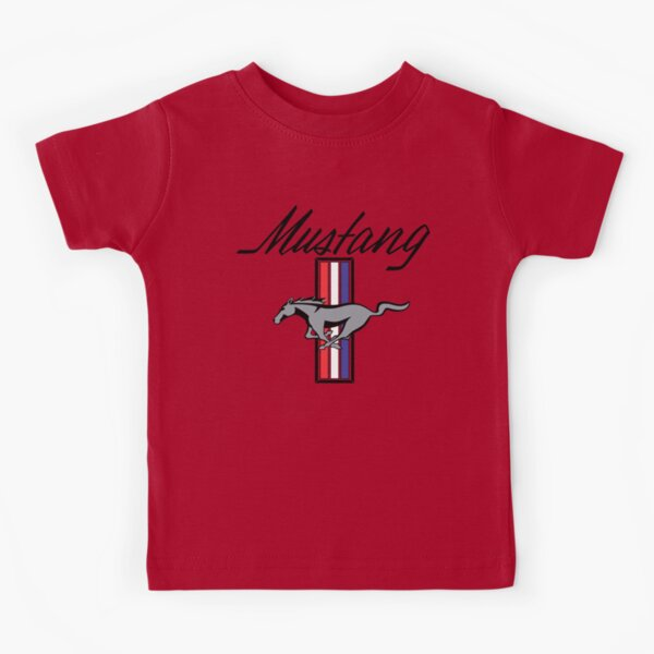 Ford Mustang T-shirt enfant