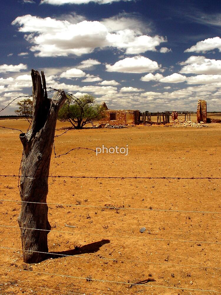 photoj S.A. Homesteads Landscape by photoj
