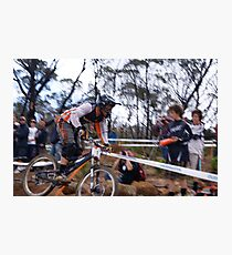MTBA Nationals, You Yangs Photographic Print