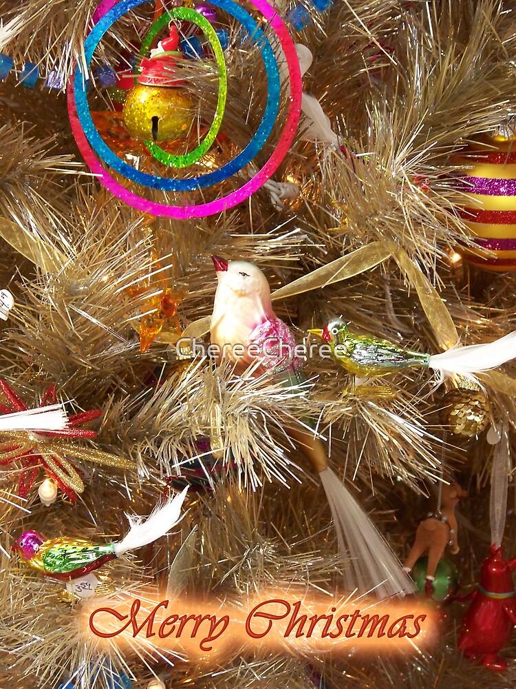 Merry Christmas (Tree 2) by ChereeCheree