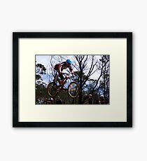 Air! Framed Print