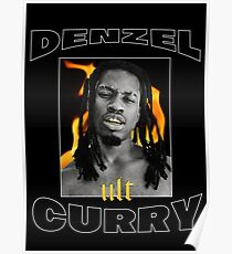 Denzel Curry ULT  Poster