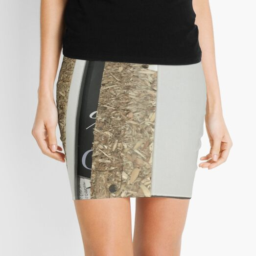 Band Mini Skirt