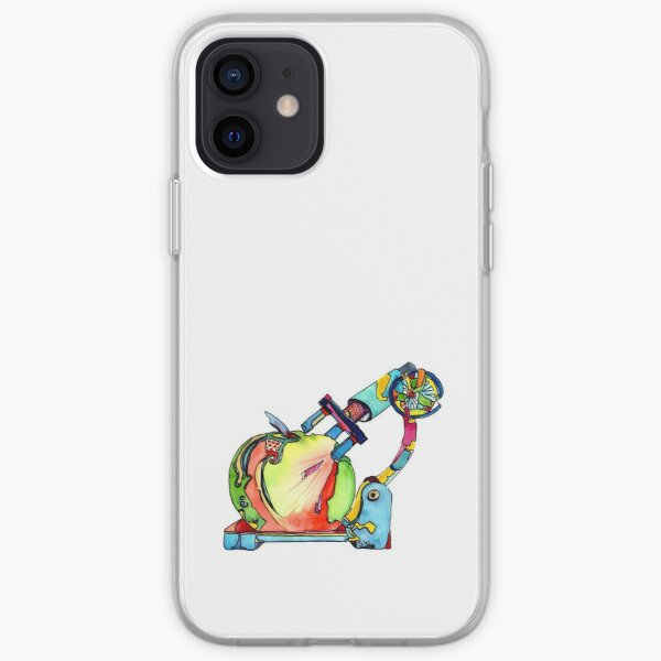 Naturopathy Under The Microscope iPhone Soft Case