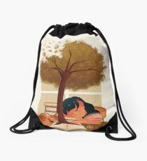 Storytelling Drawstring Bag