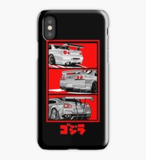 Nissan GTR All Type Booty iPhone Case