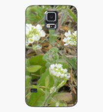 Tiny Flowers Case/Skin for Samsung Galaxy
