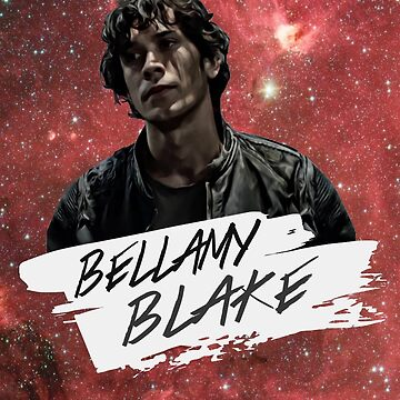 Bellamy Blake Red Galaxy (For Charity) by MorleyCharity