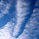 Hole-Punch Clouds by Van Coleman