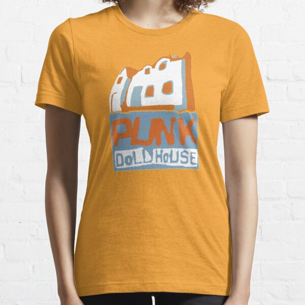 "Wizards ""Alex's Logo, Punk Dollhouse""  Essential T-Shirt"