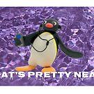 Pingu ist ziemlich NEATO von ericleeart