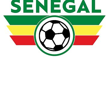 Senegal Jersey Shirt Soccer Senegalese Football Africa World Cup by 7United