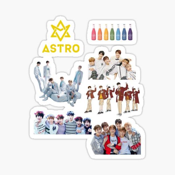 ♡ASTRO STICKER PACK♡ Sticker