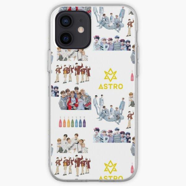 ♡ASTRO STICKER PACK♡ iPhone Soft Case