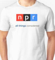 NPR Unisex T-Shirt