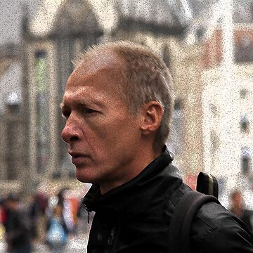 Portrait in Amsterdam. by emiljianu