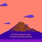 wenn ich wüsste, wo ich hingehen soll von ericleeart