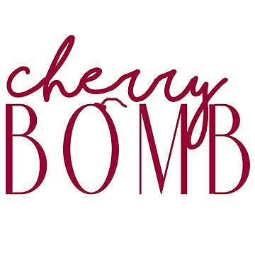 Cherry Bomb by killthespare89