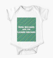 KING GIZZ GATOR FUZZ One Piece - Short Sleeve