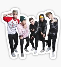 why dont we Sticker