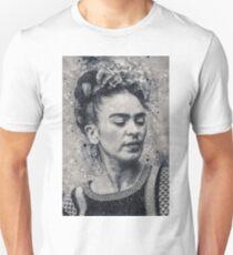 Frida Geometric Art Unisex T-Shirt