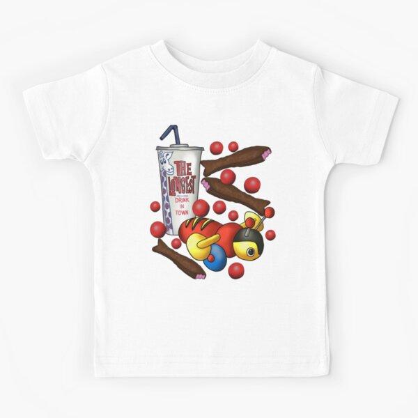 My Favourite Things - Kiwiana Kids T-Shirt