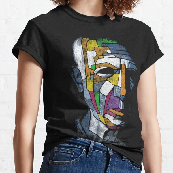 Picasso face Classic T-Shirt