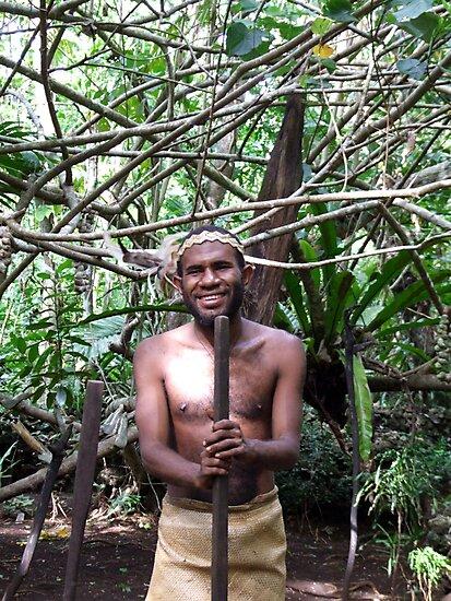 Zero, Vanuatu by John Douglas