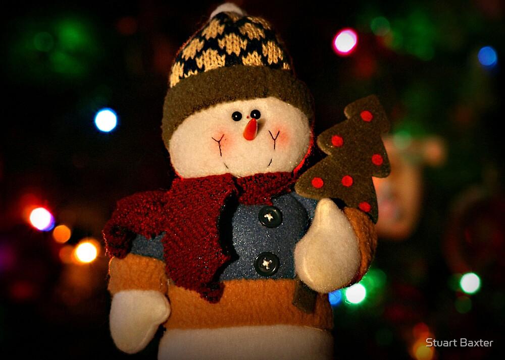 Happy Holidays  by Stuart Baxter