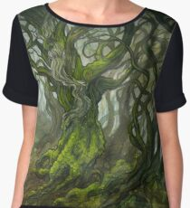 The Old Forest Chiffon Top