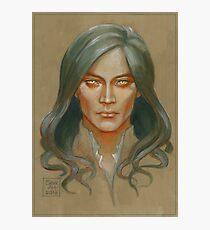 Fëanor colour study Photographic Print