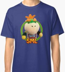 Bowser Junior SML Circle! Classic T-Shirt