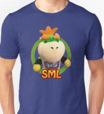 Bowser Junior SML Circle! Unisex T-Shirt