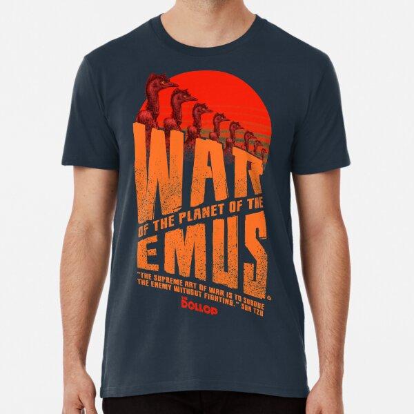 The Dollop - Emu War Premium T-Shirt