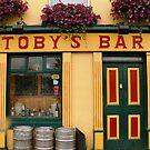 Toby's Bar, Westport, Mayo Ireland by Alice McMahon
