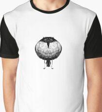 Blow bird on stilts Graphic T-Shirt