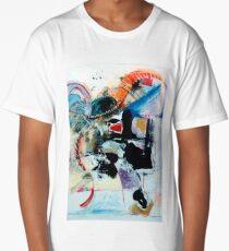 Transcendence ~ Abstract 92 Long T-Shirt