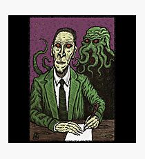 Lovecraft Dreams Photographic Print