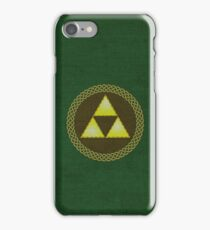 Celtic Triforce iPhone Case/Skin