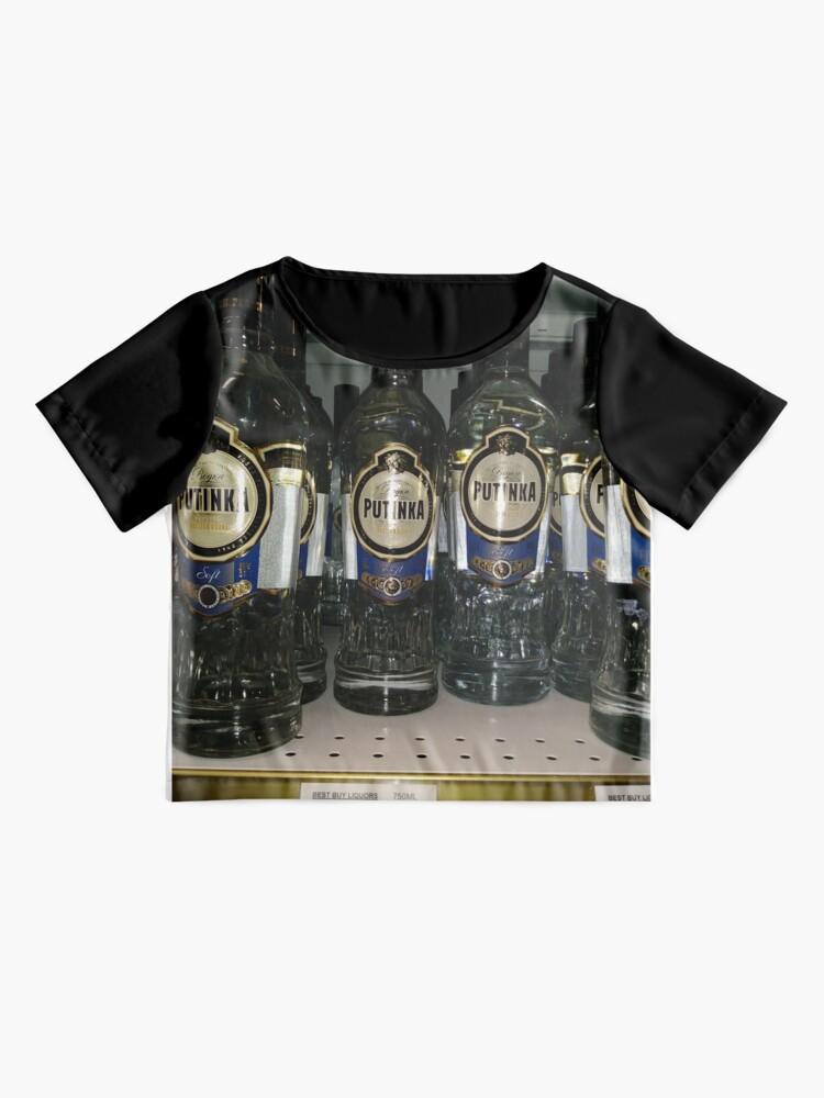 Alternate view of Vodka Chiffon Top