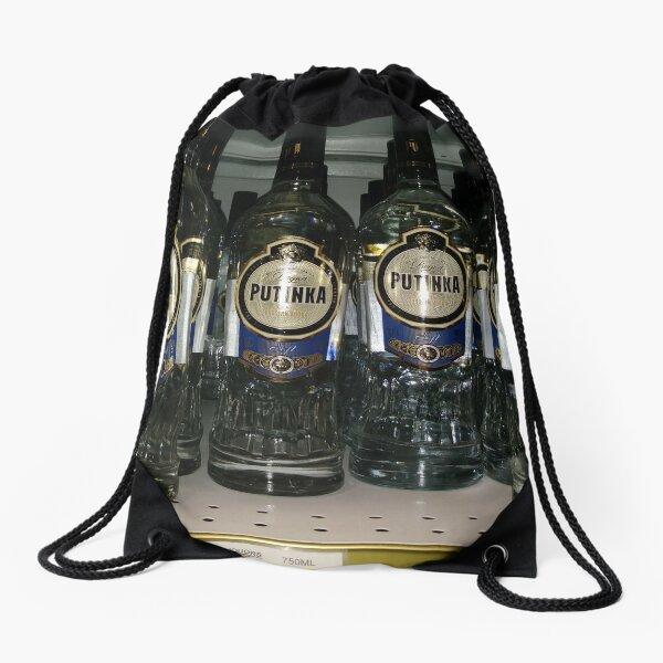 Vodka Drawstring Bag