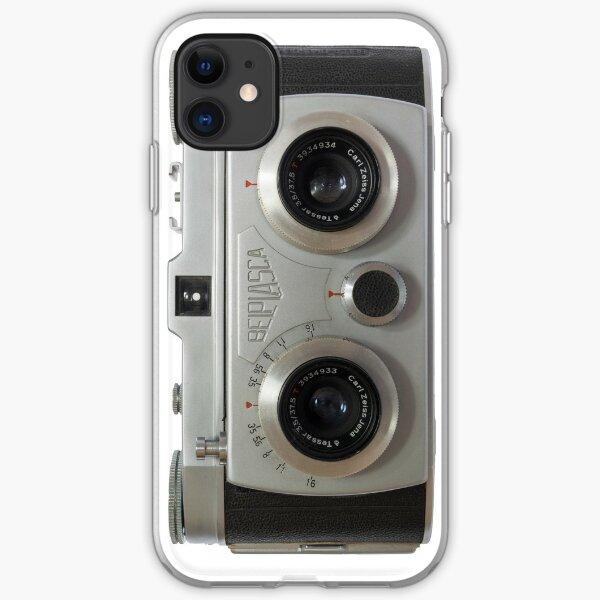 Belplasca Stereo Camera iPhone Soft Case